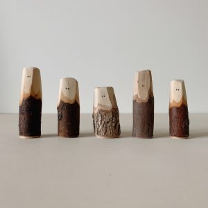 Tree People natural toys by grasp and gather