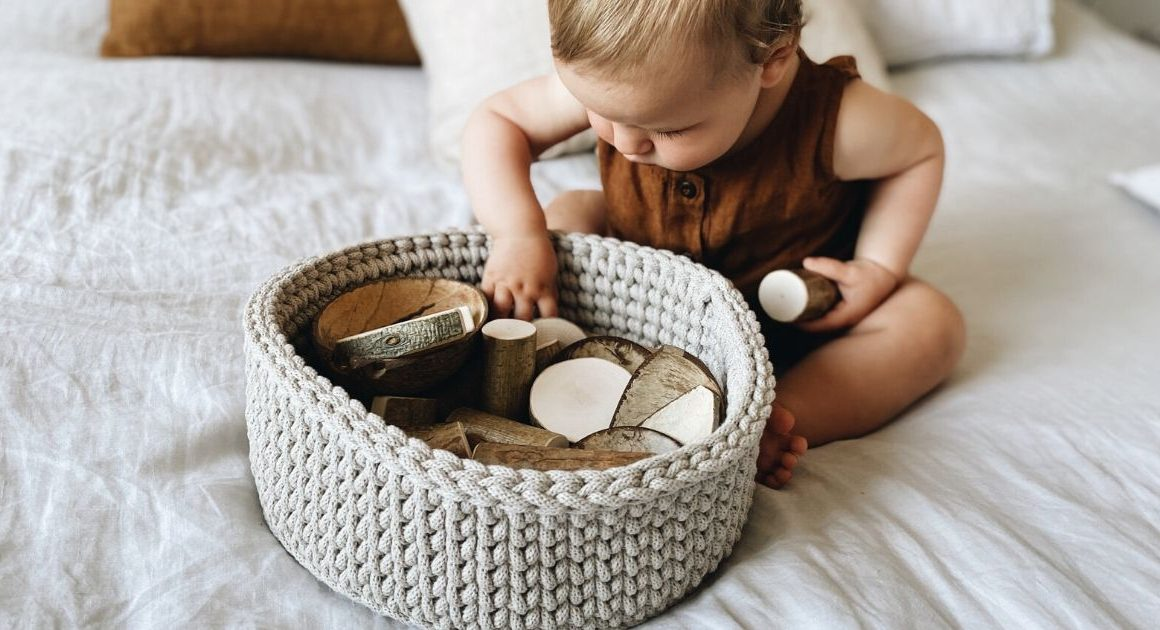 the complete guide to treasure baskets
